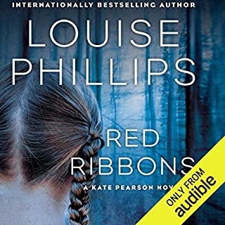 Red Ribbons audiobook cover art