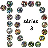 Yo-kai Watch Medal - Series 3 Mega Value 10 Pack (10x Random styles supplied)