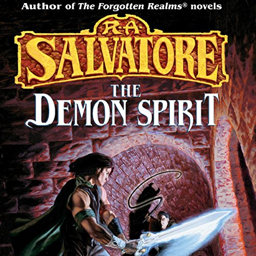 The Demon Spirit audiobook cover art