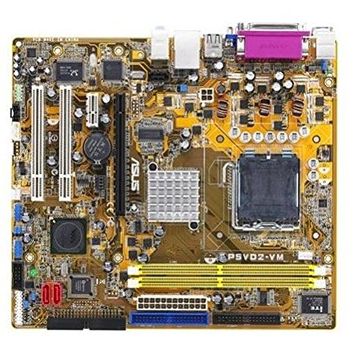 ASUS P5VD2-VM scheda madre LGA 775 (Socket T) VIA P4M900 Micro ATX