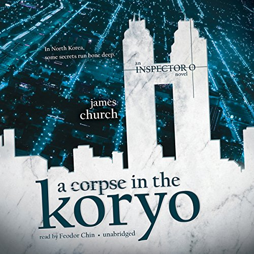 A Corpse in the Koryo cover art