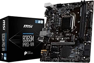 MSI B365M Pro-VH - Placa Base (Intel, LGA 1151 (Zócalo H4