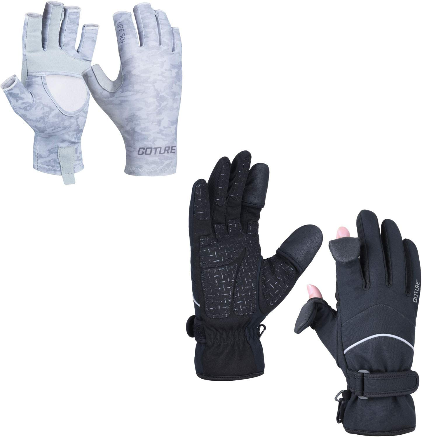 Goture Fishing famous Gloves Combo Ranking TOP13