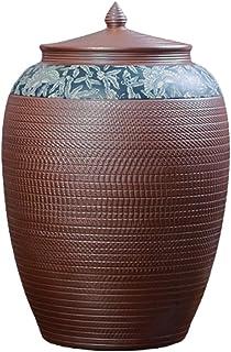Pots à épices Riz Seau Anti-Insectes Résistant À L'humidité du Riz Bucket Ménage Cuisine Étanche Riz Seau Environnement De...