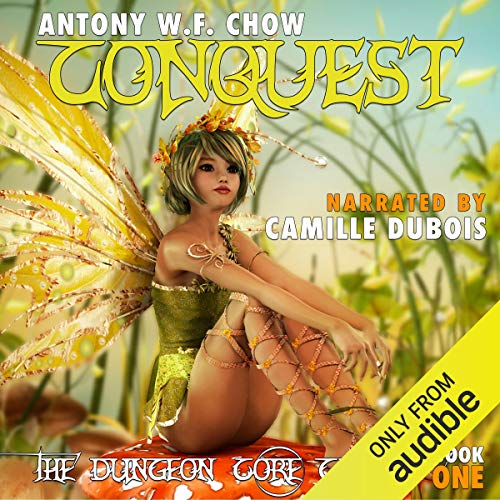 Conquest cover art