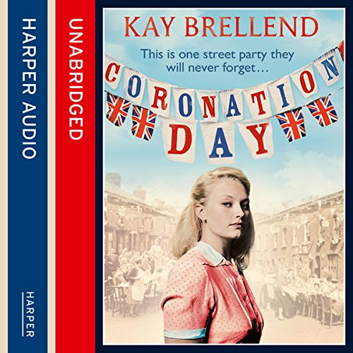 Coronation Day audiobook cover art