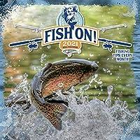 Fish On! 2021 Calendar