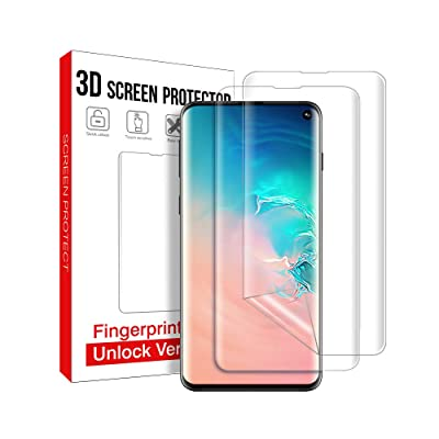 Galaxy S10 Screen Protector, Compatible with Sa...