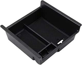 9 MOON Center Console Organizer - Organized Console Device for Toyota 4Runner Center Console Tray (2010-2018) - Armrest Storage Box Insert Organizer Tray Center Consol Bin | Car Accessories