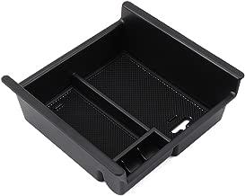 9 MOON Center Console Organizer - Organized Console Device for Toyota 4Runner Center Console Tray (2010-2018) - Armrest Storage Box Insert Organizer Tray Center Consol Bin | Car Accessories
