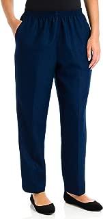 Alfred Dunner Women's Classics Pants - Medium Length