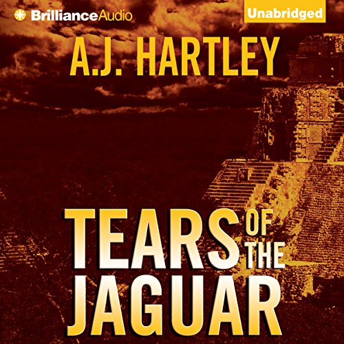 Tears of the Jaguar audiobook cover art