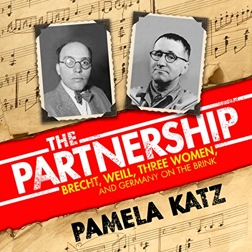 The Partnership audiobook cover art