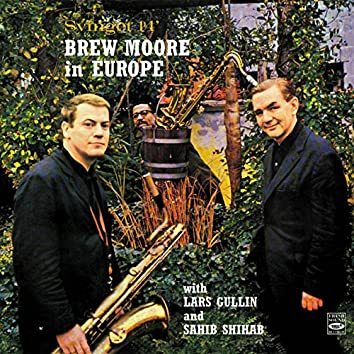 Brew Moore in Europe. Svingtet 14'