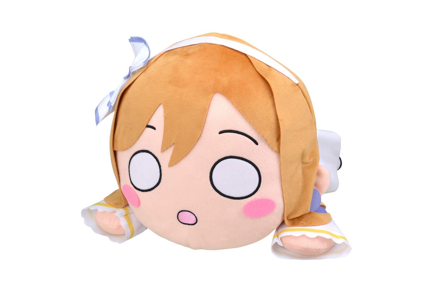 Love Live Sunshine MEJ Mega Jumbo Nesoberi Plush Doll Hanamaru Kunikida Winter school uniform Ver.