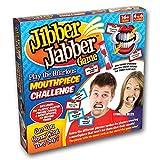 Jibber Jabber Party Spiel Sprechen Out Game Challenge - UK Edition - Enthält Hilarious Mundstück -