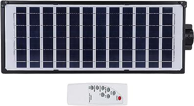 Luz solar, sensor de movimento de controle remoto Lâmpada de jardim de alto brilho para parques para iluminação externa