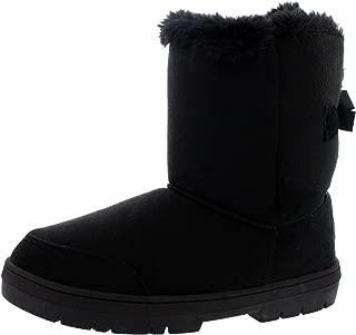 Womens One Bow Tall Classic Waterproof Winter Rain Snow Boots