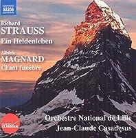 Strauss: Ein Heldenleben - Magnard: Le Chant fun猫bre by Fernand Iaciu