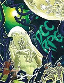 Goodman Games Dungeon Crawl Classics Peter Mullen Ltd. Ed. (OGL Fantasy RPG, Hardback) --- [Solicited As