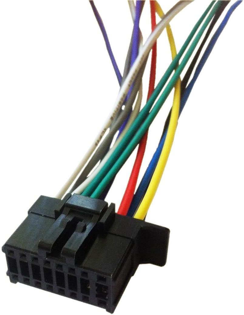 PIONEER AVH-1500NEX Auto Super sale Stereo Wiring unisex Plug Harness