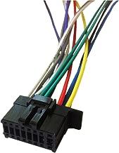 PIONEER DEH-X4600BT / DEH-X4700BT Player Wiring Harness Plug