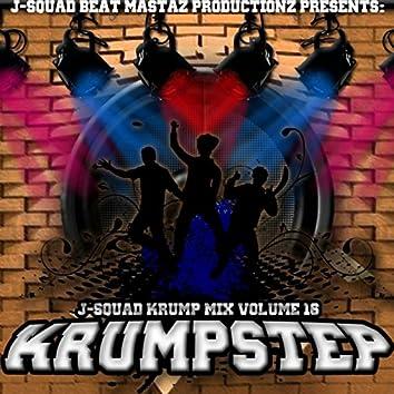 J-Squad Krump Mix, Vol. 16: KrumpStep