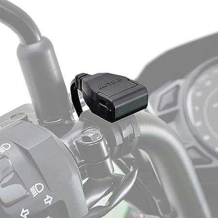 DAYTONA(デイトナ) バイク専用電源 ACC2.1A USBx1 メインキー連動 97040
