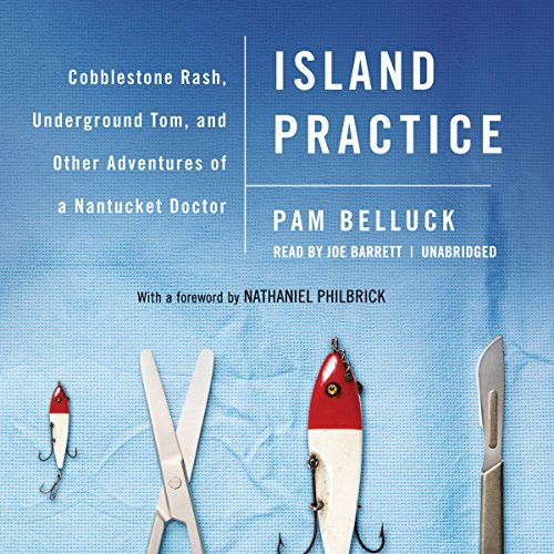 Island Practice audiobook cover art
