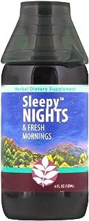 WishGarden Herbs Sleepy Nights - Herbal Sleep Aid Tincture, Organic Sleep Supplement Supports Healthy Sleep Cycles Natural...