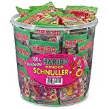 300 Beutel Haribo Minibeutel Kinder Schnuller3 x 980g Orginal 3 Boxen für Karneval Party Mitbringsel