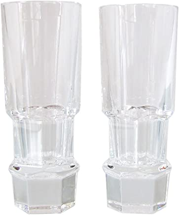 Baccarat Abysse Vodka Shot Glass Set of 2 2603422 by Baccarat