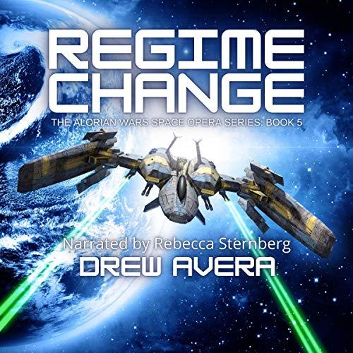 Regime Change cover art