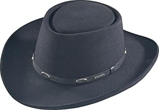 stetson royal flush gun club hat