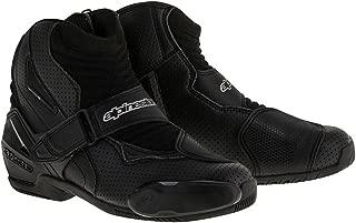 Alpinestars SMX-1 R Vented Boots - 9 US / 43 Euro/Black