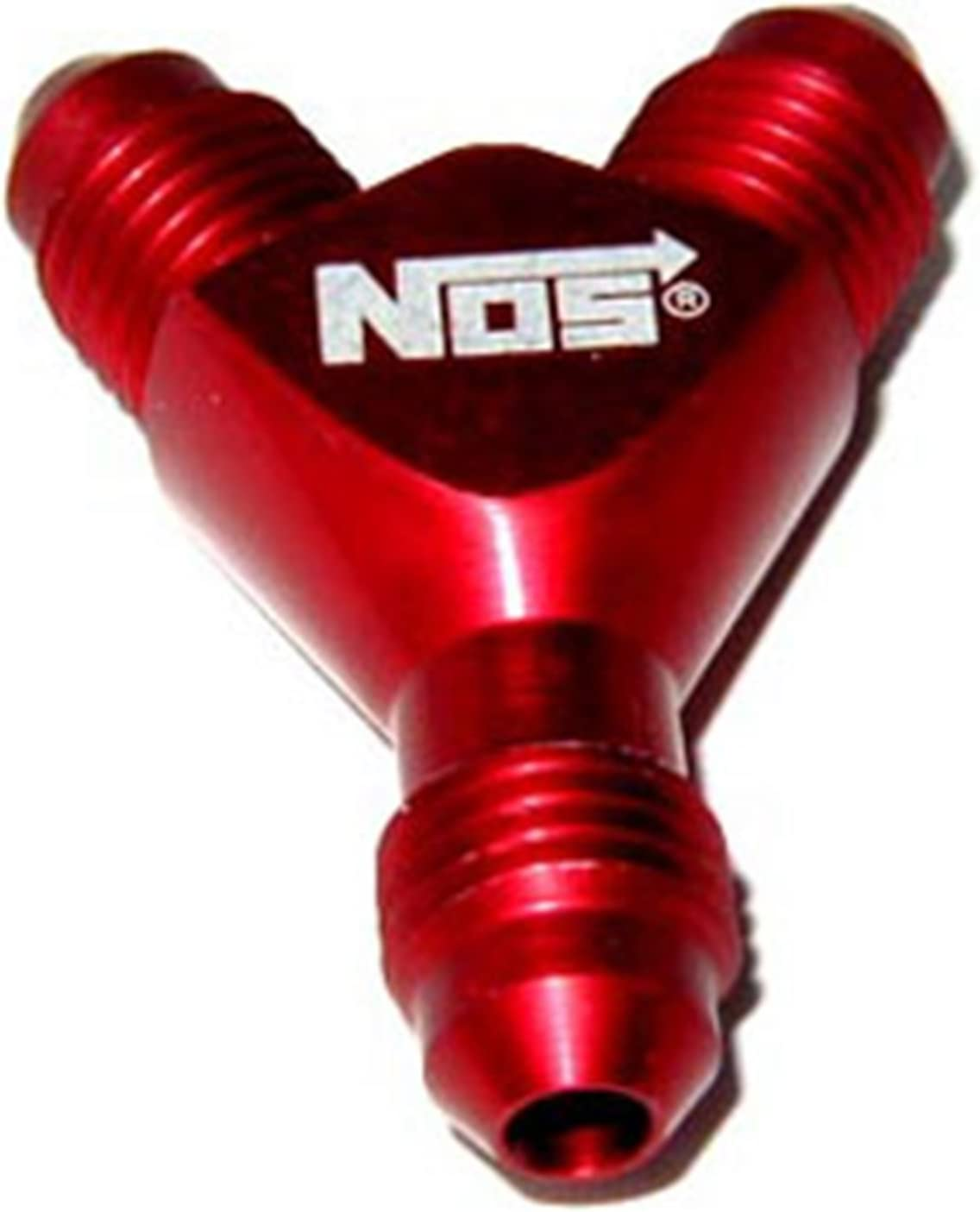 New arrival NOS 17831 Red Anodized Aluminum Directly managed store -4AN Fitting Y