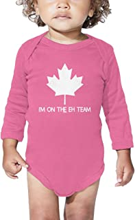 I'm On The Eh Team - Canada Strong Bodysuit