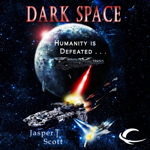 Dark Space audiobook cover art