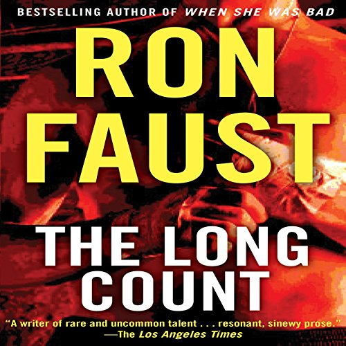 The Long Count audiobook cover art