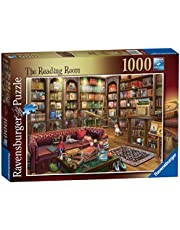 Ravensburger 19846 The Reading Room pussel