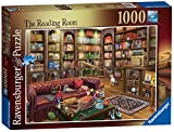 Ravensburger- The Reading Room Jigsaw Puzzle (19846)