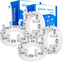 ECCPP Wheel Spacers 8 Lug for Ford, Replacement for 4PCS 1.5
