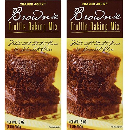 Trader Joe#039s Brownie Truffle Baking Mix 2 Pack