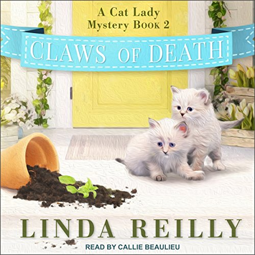 Claws of Death audiobook cover art
