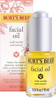 Burt's Bees Complete Nourishment Facial Oil, 15ml