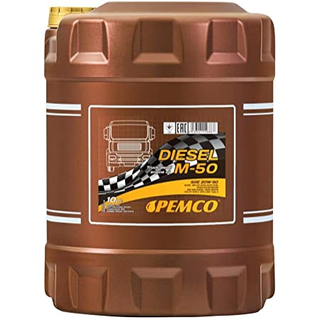 Pemco Idrive 102 20w 50 Engine Oil 20l Auto