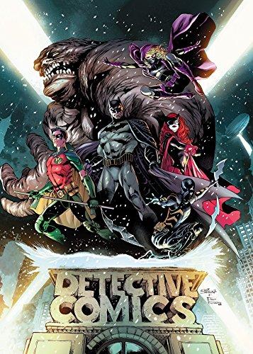 detective comics 1 - 7