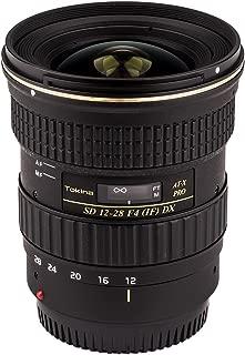 Tokina 12-28mm F/22-4 Body Only Camera Lens, Black (ATXAF128DXC)