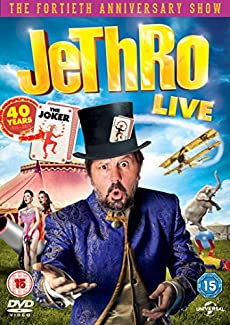 Jethro: Live - 40 Years The Joker