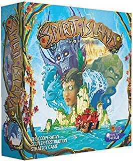 Spirit IslandStrategy Game